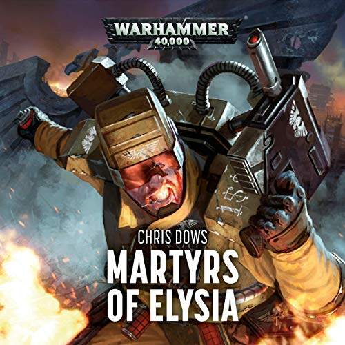 Martyrs of Elysia cover art