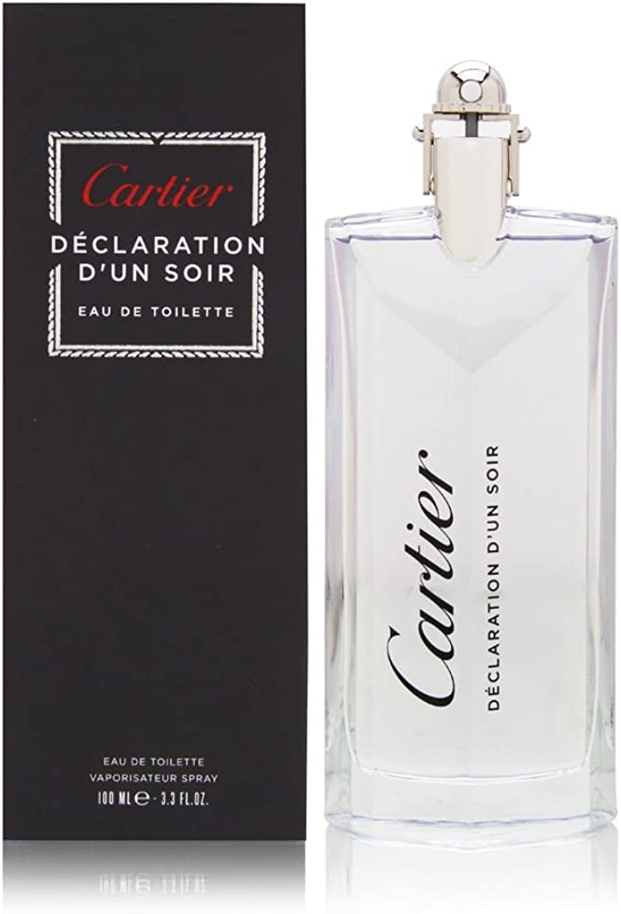 Cartier - declaration d`un soir - eau de toilette per uomo 100 ml 10011064