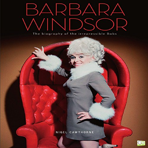 Barbara Windsor audiobook cover art