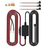Kit de cable duro para cámara de salpicadero para Garmin Dash Cam 45 55 65W 46 56 66W y Garmin Dash Cam Mini cable de alimentación 010-12530-01,010-12530-03