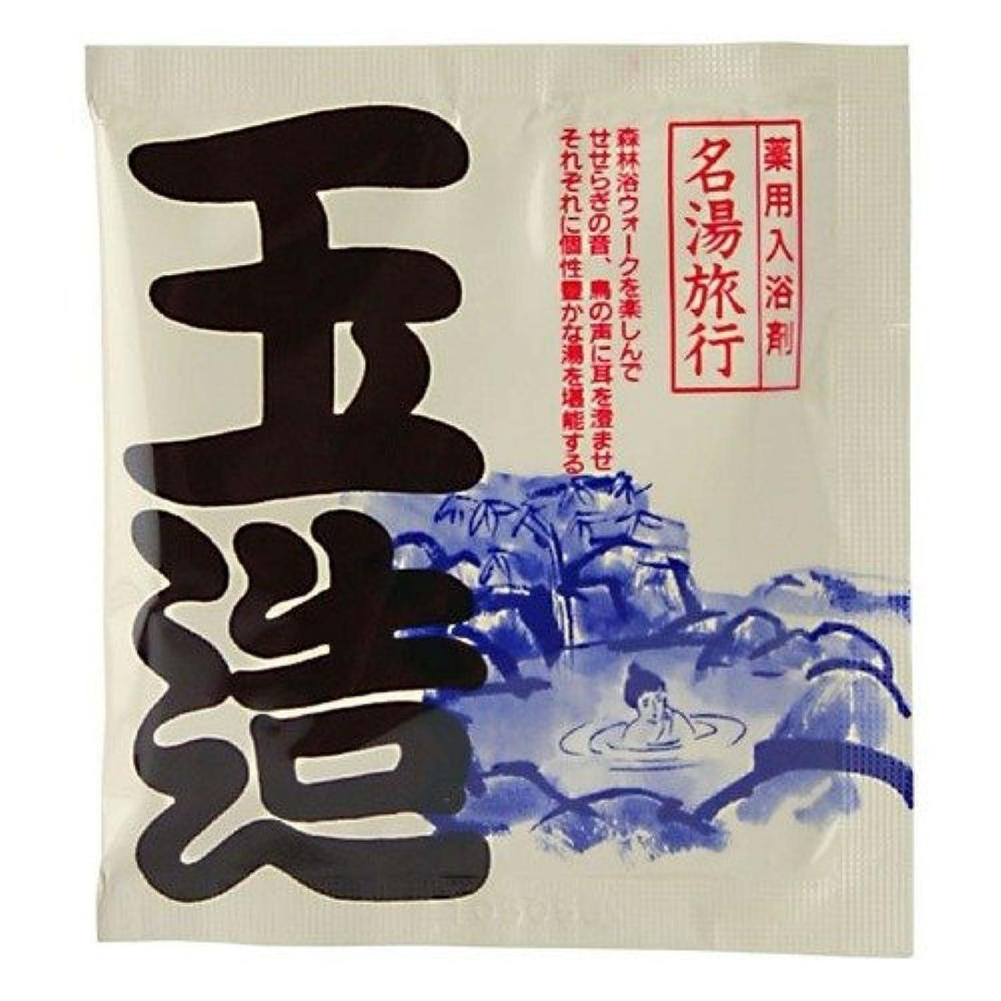 見つけた年金呼び起こす五洲薬品 名湯旅行 玉造 25g 4987332126782