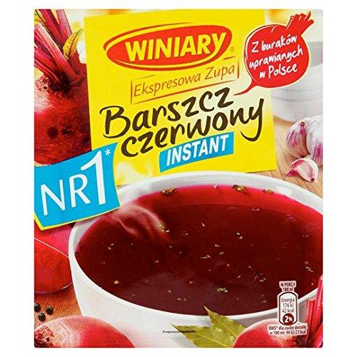 Winiary Zupa barszczowa czerwona 60 g