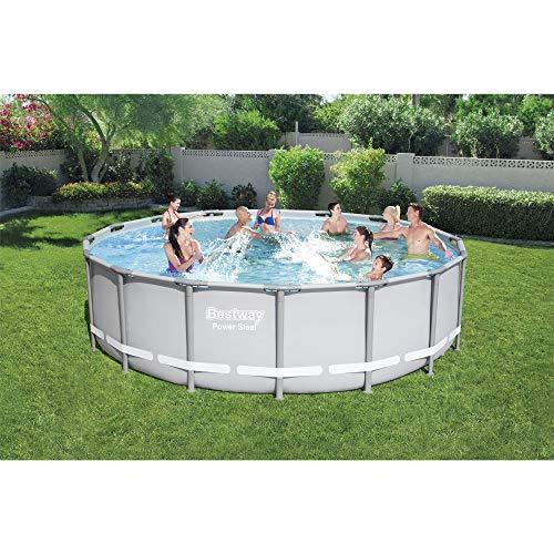 Bestway Pool Reviews - Bestway Power Steel 16'X48' Frame Pool Set