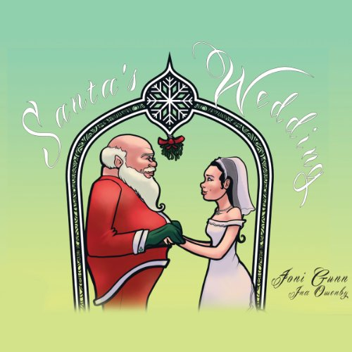 Santa's Wedding audiobook cover art