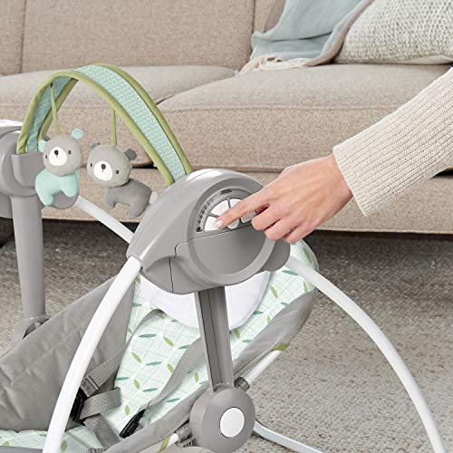 51fAv56dZqL 10 Best Portable Baby Swings on the Market 2021 Review
