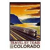 AZTeam Colorado Reisen Mit Dem Zug Sicherheit Komfort