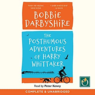The Posthumous Adventures of Harry Whittaker cover art
