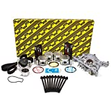 Evergreen OK4008ALM/2/0/0 Fits 96-01 Acura Integra GS-R 1.8L DOHC B18C1 Master Overhaul Engine Rebuild Kit