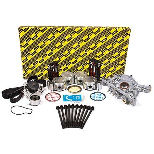 Evergreen OK4008ALM/2/0/0 Fits 96-01 Acura Integra GS-R 1.8L DOHC B18C1 Master Overhaul Engine Rebuild Kit