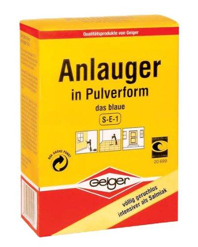 Geiger S E 1 Anlauger in Pulverform 100 g