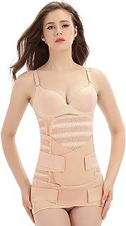Waistband three postnatal repair waist plastic waist belt adjustment pelvis forward caesarean
