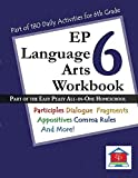 EP Language Arts 6 Workbook: Part of the Easy Peasy All-in-One Homeschool