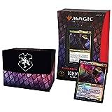 Magic: The Gathering Adventures in The Forgotten Realms Commander Deck – Portal Planar (Rojo-Negro)