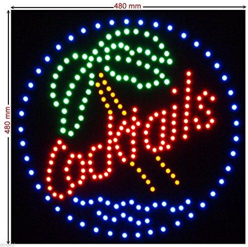 C&K LED Schild XXL
