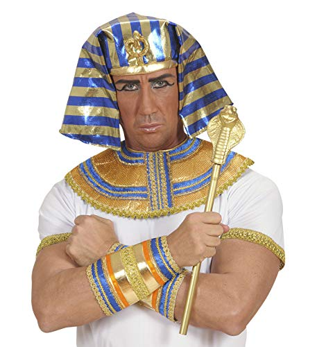 Widmann WDM1920P Scettro da Faraone Egiziano, Oro