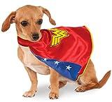 DC Comics Wonder Woman Pet Cape, X-Large