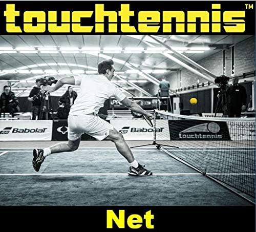 touchtennis Tennis Net for Max 88% OFF Driveway shop feet Backyard Portable 20 6