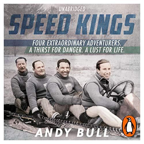 Speed Kings cover art