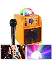 Fenton SBS50 Karaokesets met Bluetooth en Microfoon