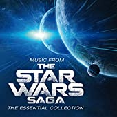 Music from The Star Wars Saga/Vinyle Couleur 180gr