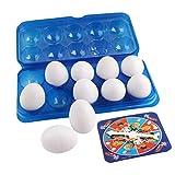Toyvian Egg Toys On Game Interactive Shocker Fun Gadgets Egg Roulette Giochi per Ragazzi e...
