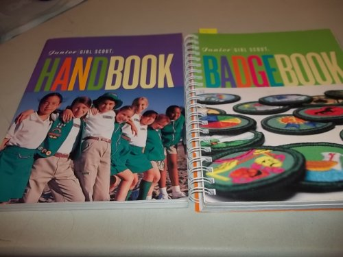 Compare Textbook Prices for Junior Girl Scout Handbook and Badge Book 2 Book Set  ISBN 9780884416210 by Staff, GSUSA