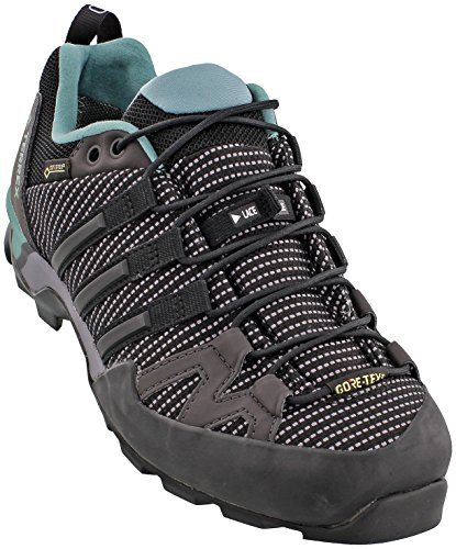 adidas outdoor Women's Terrex Scope GTX Trace Grey/Black/Vapour Steel 8.5 B US