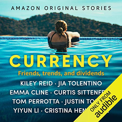Currency cover art