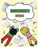 Kinderrechte Malbuch: UN-Kinderrechtskonvention Kinderbuch zum Ausmalen und Lernen