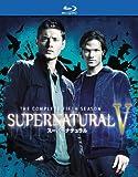 SUPERNATURAL V〈フィフス・シーズン〉コンプリート・ボックス[SDB-Y28107][Blu-ray/ブルーレイ]