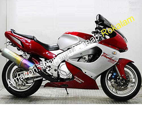 Ensemble de carénage personnalisé 97-07 YZF1000R pour YZF 1000R Thunderace 1997-2007 ABS Kit carrosserie de moto