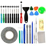 Lifegoo 27 in 1 Repair Tool Screwdriver Kit for iPhone X/ 8/8 Plus/
