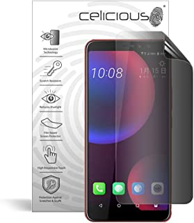 Celicious Privacy 2-Way Anti-Spy Filter Screen Protector Film Compatible with HTC U11 Eyes