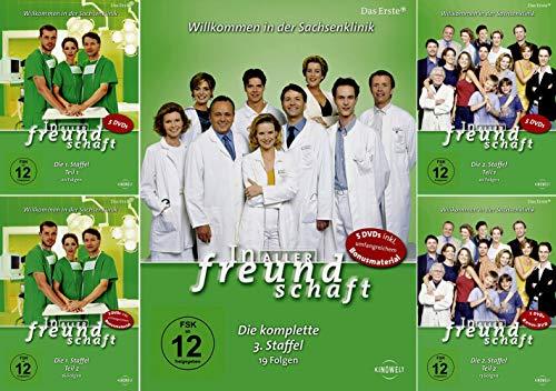 In aller Freundschaft - Staffel 1-3 (24 DVDs)