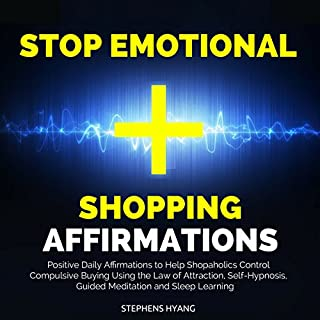 Stop Emotional Shopping Affirmations cover art