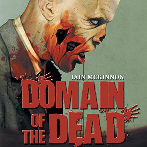 Domain of the Dead audiobook cover art