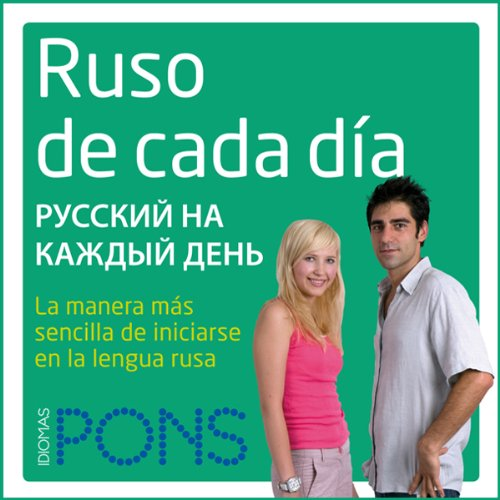 Ruso de cada día [Everyday Russian] cover art