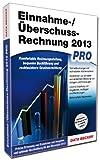 Einnahme-/Ueberschussrechnung 2013 Pro -