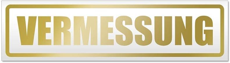 Kiwistar Magnetische naambordje, magnetisch 45x12 cm goud
