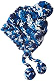 Burton Girls Nana Earflap, Heron Blue, One Size
