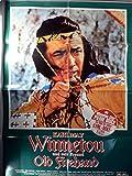 Winnetou und sein Freund Old Firehand - Videoposter A1