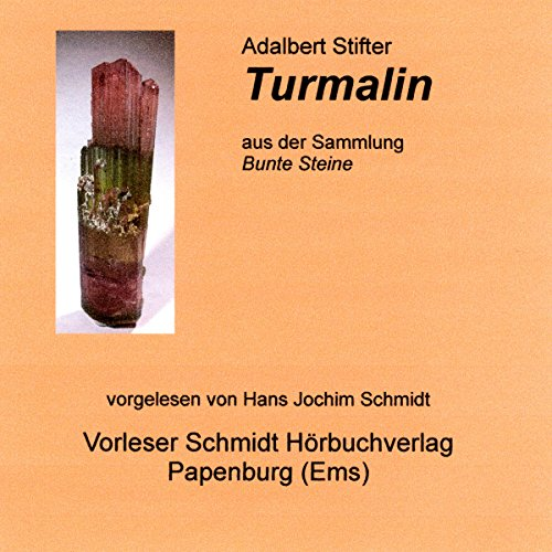 Turmalin audiobook cover art