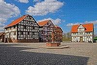 大人のためのジグソーパズルノイアンスパックドイツパズル1000ピース木製旅行お土産ギフト