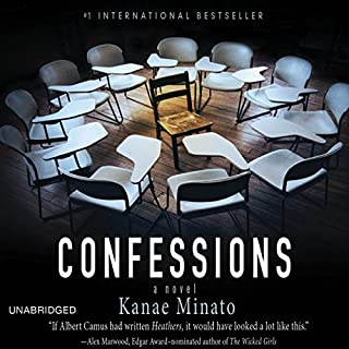 Confessions cover art
