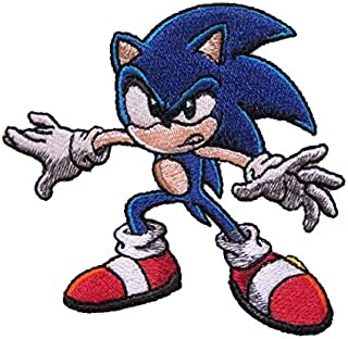 Best sonic the hedgehog iron on patch Reviews