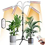 CXhome Lampe LED Horticole 432 LED Lampe de Croissance pour Plantes à...