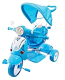 Triciclo Scooter C. Blu GV-5191