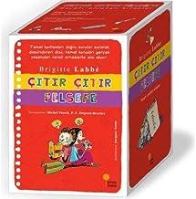 Çıtır Çıtır Felsefe Serisi ,Cıtır Cıtır Felsefe 29 Kitap Seti,Türkçe Çocuk Kitabı,Felsefe