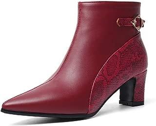 BalaMasa Womens ABS13942 Pu Boots