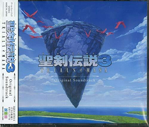 聖剣伝説3 TRIALS OF MANA Original Soundtrack (特典なし)